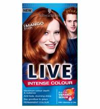Schwarzkopf LIVE Intense Colour Mango Twist 030 - $14.06
