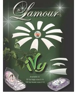 Lamour IVY Natural Tips (pointy) - 110ct - 14766-N - $9.89