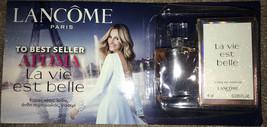 Miniature 4ml l eau de parfum la vie est belle lancôme. Lancome Glow Box - $27.37