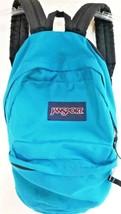 Jansport Backpack, School-Hiking Backpack, Blue, Great Basic Kids Backpack - $11.87
