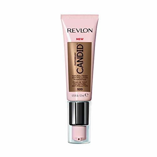 Revlon PhotoReady Candid Natural Finish Foundation, with Anti-Pollution, Antioxi - $8.80