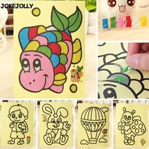 5pcs/lot Children Drawing Sand Painting Pictures - $15.97+