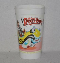 1988 Who Framed Roger Rabbit McDonalds Cup - $5.00