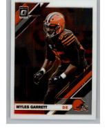 2019 Donruss Optic #26 Myles Garrett Browns - $1.95