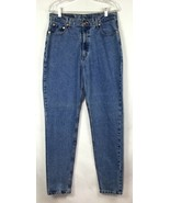 Jordache Jeans Womens Size 17/18 LONG Vintage MOM Tapered Leg High Waist... - $48.87