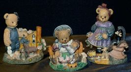 Berry Hill Bears AA-191984 Collectible Young ( 3 pieces ) image 3