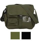 Urban Explorer Canvas Bag Large Satchel Shoulder Ladies Women's Girls Purse - $18.99