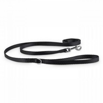 "Good2Go Black Nylon Dog Leash, 6 FT / 1/2"""" Width"" Standard - $9.94"
