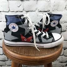 Converse Chuck Taylor All Star Sneakers Star Print Mens Sz 6 - $39.59