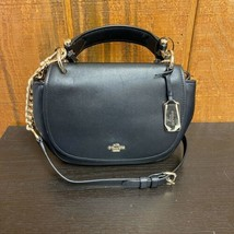 Coach Nomad Small Top Handle Crossbody - Black - $149.00