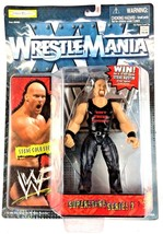 Stone Cold Steve Austin WWF WWE Jakks Action Figure Superstars 7 1998 DTA  - $24.70