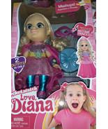 ❤️ NEW Love, Diana 13'' Superhero & Princess Mashup Doll ❤️ - $32.98