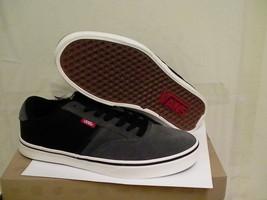 Vans men shoes skateboarding Ruark pewter suede size 10 us - $49.45