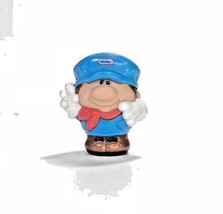 Little Tikes Train Conductor Engineer Chunky Toy Figure - $3.95