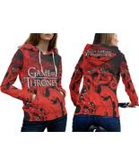 New Game Of Thrones Hoodie Women - $41.50+
