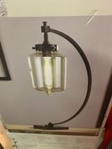 New1 Uttermost Bronze Metal LED Table Lamp m.b - $57.42