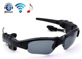 Earphone Wireless Headphone Blue tooth Stereo Music Phone Call Sunglasses - $38.99