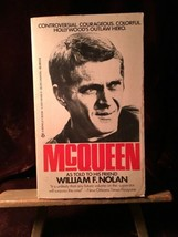 STEVE MCQUEEN: STAR ON WHEELS, By William F Nolan SIGNED - $73.50