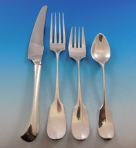 Smithsonian by Stieff Sterling Silver Flatware Set for 12 Service 51 pcs Dinner - $4,500.00