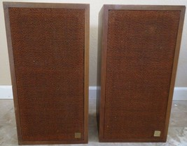 Acoustic Research AR 4x Speakers, See the Video ! - $513.10