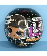 LOL Surprise Spooky Sparkle Ball Witchay Babay Doll Halloween Baby New In Hand - $23.95