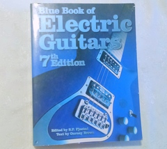 Blue Book of Electric Guitars 7th Edition - $7.00