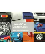 2007/2008 Volkswagen SPECIAL EDITIONS cards brochure catalog VW R32 Wolf... - $8.00