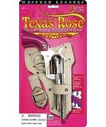 Cowboy Cowgirl Metal Replica Revolver Pistol Texas Rose Pink Toy Cap Gun... - $26.35