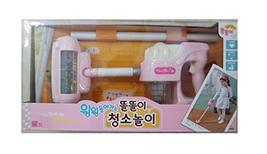 Mimi World Toritori Rotating Toy Cleaner Cleaning Roll Play Set
