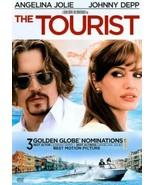The Tourist (DVD, 2011) Angelina Jolie & Johnny Depp - $5.90