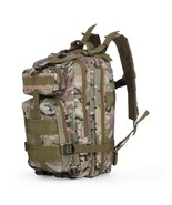 3P 30L Backpack Sports Bag for Camping(CP CAMOUFLAGE) - $21.18