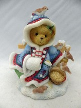Cherished Teddies - Irmgard - Year 2000 limited edition, p/n 706728 with box - $15.79