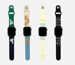 Romane Apple Watch Silicone Strap Band for Women Cute Korean Design 38mm 40mm image 2