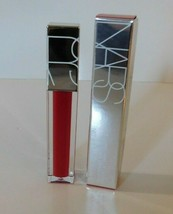 NARS Full Vinyl Lip Lacquer RED DISTRICT 2433 Full Size BRAND NEW - $15.99