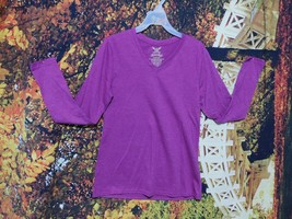 WOMEN'S LONG SLEEVE BLOUSE BY FADED GLORY SIZE (4-6) - $8.99