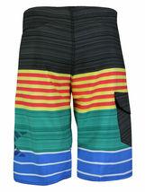 Men's Board Shorts Sport Beach Swimwear Bathing Suit Slim Fit Trunks image 5