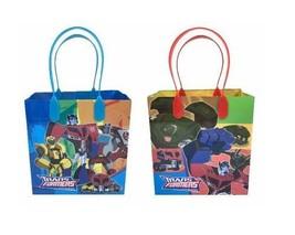 12 bags Trnsformer Boy Birthday Candy Goody Gift Bag Party Favors Disney... - $10.99