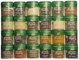 Ultimate Organic Starter Spice Gift Set - £67.21 GBP