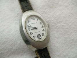 Bulova Analog Wristwatch with a Buckle Band - $330.00