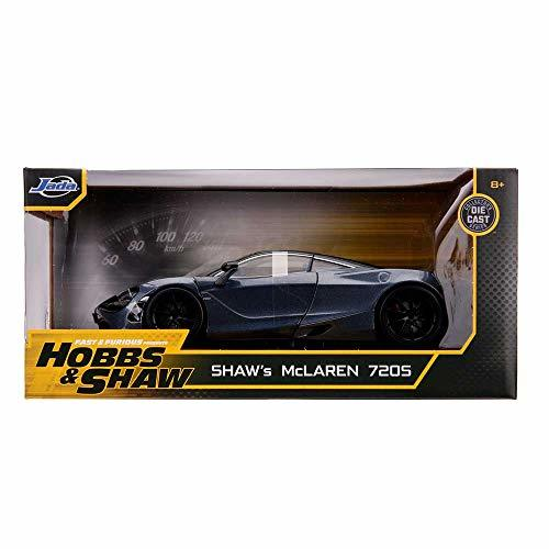 Primary image for Jada Fast & Furious Hobbs & Shaw: Shaw's McLaren 720S 1/24 Scale