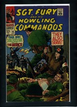 Sgt. Fury #46 FN 1967 Marvel Medics Story Comic Book - $12.86