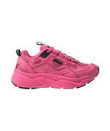 Fila Trigate Women's Shoes Shocking Pink-Metallic Silver 5RM01037-670 - $64.80