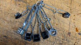 7 pc Oxy Acetylene Torch Striker Lighter Spark with Flint Welding Ignito... - $14.84