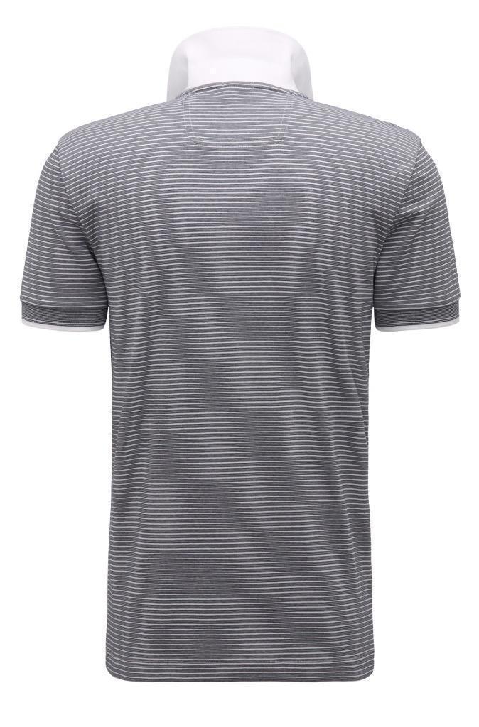 Hugo Boss Men's Luxury Cotton Polo Shirt T-shirt Regular Fit Paddos 50369736 100
