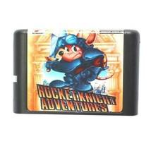 Rocket Knight Adventures For Sega Mega Drive/Genesis - $6.82