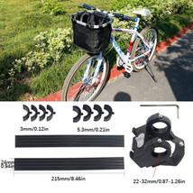 Bicycle Dog Front Basket Handlebar Bag Waterproof Foldable Removable Pet... - $28.04