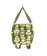 Petunia Pickle Bottom Diaper Bag Backpack Crossbody Tote w/ Changing Pad... - $60.00