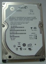 Seagate ST940817AM 40GB IDE 2.5 inch Drive Free USA Ship Our Drives Work - $24.75