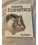 Exploring Economics High School Student Textbook Paperback Ray Notgrass New - $20.00