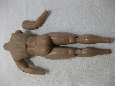 Terminator 2 T-800 Body DX10 1/6th Scale Accessory *Damaged* - Hot Toys 2012